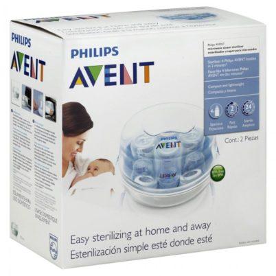 Homefeedingsterilizers Philips Avent Microwave Steam Sterilizer
