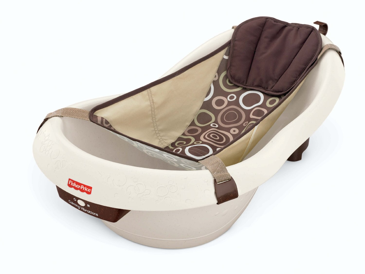 Fisher-Price Calming Waters Vibration Bathing Tub – Babiesnstuffs