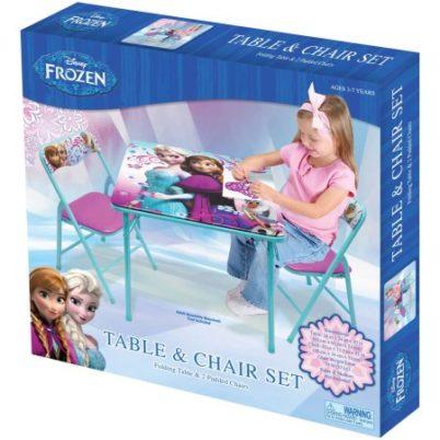 FROZEN Activity Table and 2 Chair Set – Disney Frozen – Babiesnstuffs