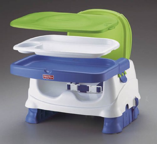 Fisher Price Healthy Care Deluxe Booster Seat Babiesnstuffs