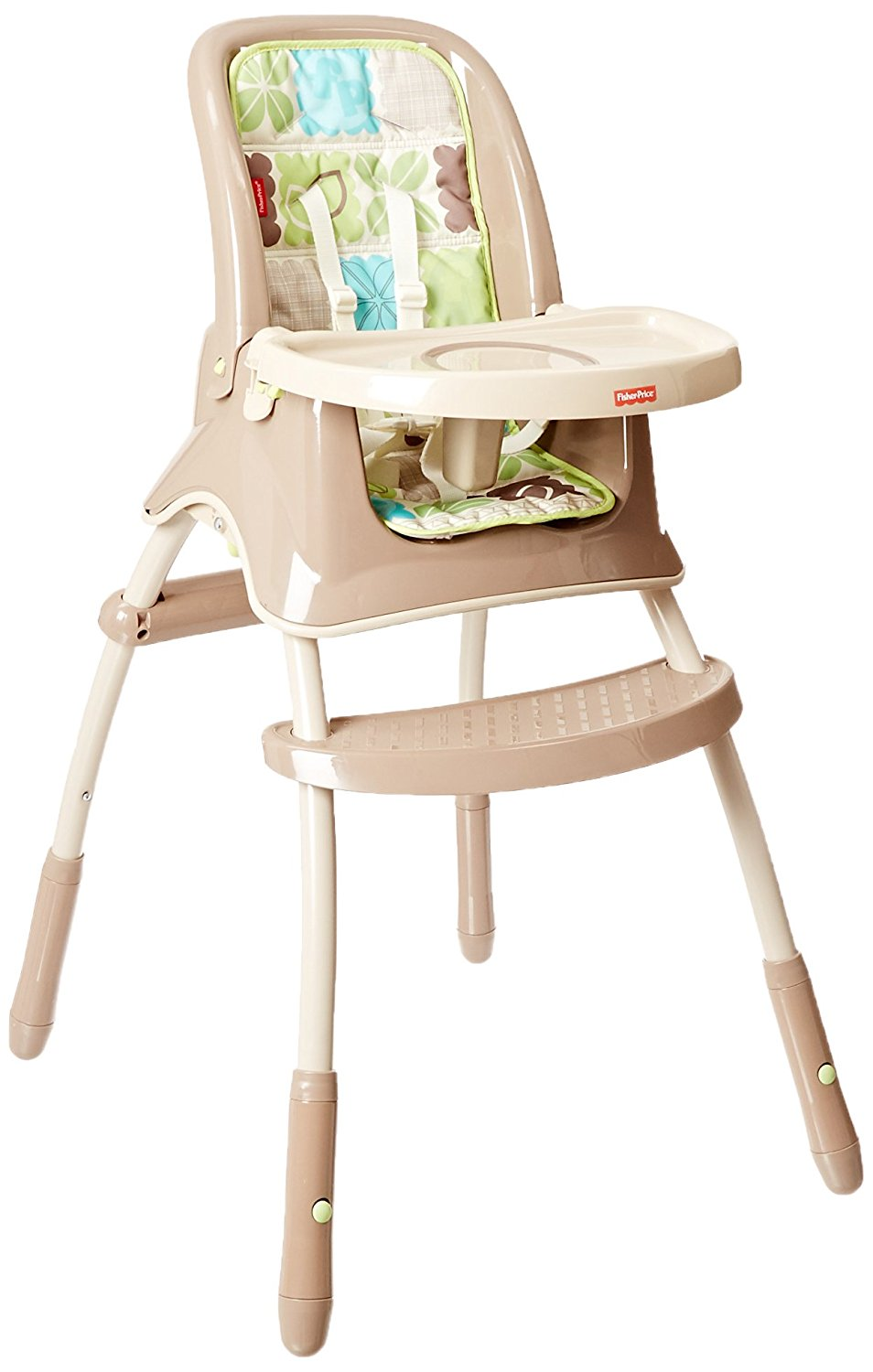 Click to enlarge  sc 1 st  Babiesnstuffs & Fisher-Price Rainforest Friends Grow-With-Me High Chair u2013 Babiesnstuffs