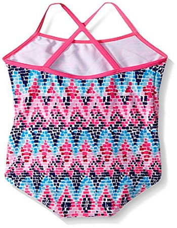 dd823d16d0 Click to enlarge. HomeClothing Kanu Surf Girls' Candy One Piece Swimsuit